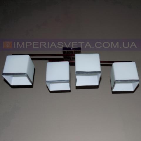 Люстра припотолочная IMPERIA четырехламповая LUX-462220
