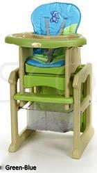 Стульчик-трансформер для кормления Baby Maxi 3 в 1