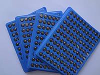 100 штук батарейки к часам AG4 SR626 377 LR626 LR66 SR66