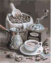 Картина за номерами Ранкова кава