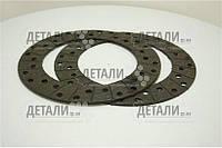 Накладка диска сцепления  Газель 405, 406 двигатель ТИИР-116 к-т 2 шт с отверстиями ГАЗ-2217 (Соболь) 406.1601138-01
