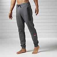 Спортивные брюки Reebok мужские Quik Cotton Jogger B45121 - 2017