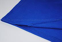 Мужская Футболка Мягкая Fruit of the loom Ярко-Синий 61-412-51 Xxl, фото 2