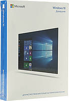 Microsoft Windows 10 Домашняя x64 Украинская OEM (KW9-00120) поврежденная упаковка