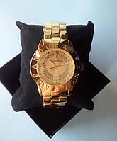 Женские  часы  пандора pandora золото