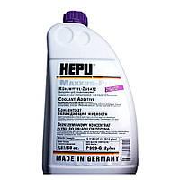 Охлаждающая жидкость HEPU P999 G12 plus 1.5лит (фиолетовый)