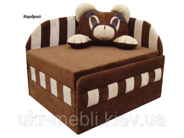Детский диван с подушкой Панда, Вика