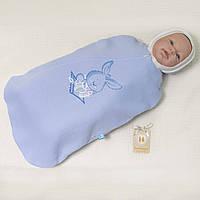 Европеленка кокон на молнии для новорожденных, мальчикам 1459Kay.