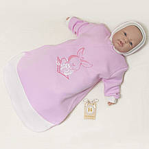 ЧЕЛОВЕЧЕК для новорожденных в роддом КОНВЕРТ,0-5 мес.1460Kay+G. В наличии 68 Рост, фото 3