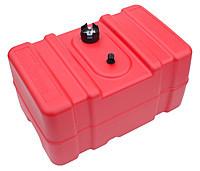 Бак топливный с укзателем уровня топлива, 45л, C14642