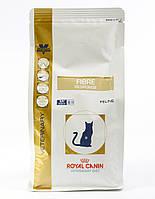 Royal Canin Fibre Response/Роял Канин для кошек при остром и хроническом запоре