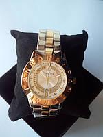Часы  пандора pandora золото+серебро