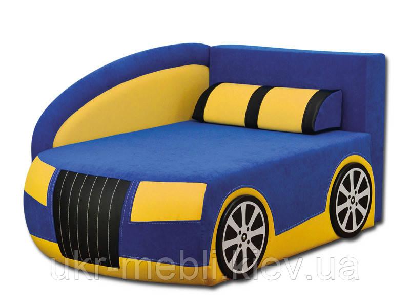 Детский раскладной диван машинка Ауди, Вика