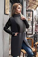 КТ167 Пальто женское Армани, фото 1
