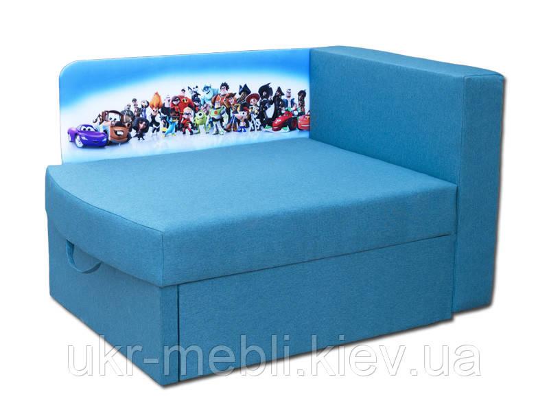 Детский раскладной диван Бемби Мультик, склад магазин в Киеве, фабрика Вика