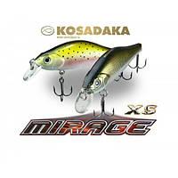 Воблер Kosadaka Mirage XS 85F
