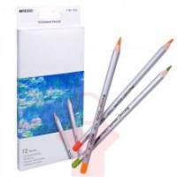 """Набор цветных карандашей """"MARCO"""" 12 цветов №7100-12"""