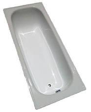 Ванна стальная Kaldewei Eurowa 1600х700, фото 2