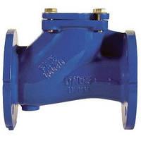 Клапан канализация ду65 ру16 фланцевый ukspar