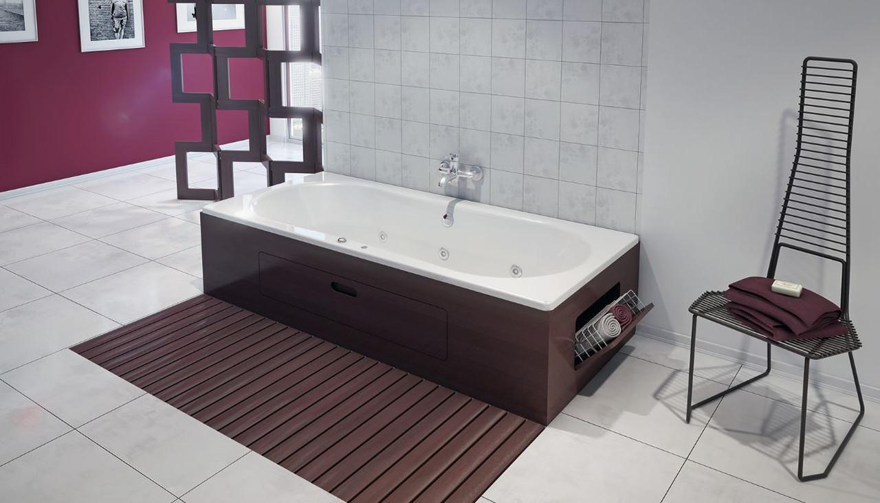 Ванна стальная BLB Duo Comfort B80D 180x80