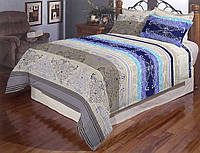 Полуторное постельное бельё из бязи