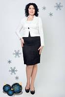 Элегантный женский костюм деловой оптом и в розницу, фото 1