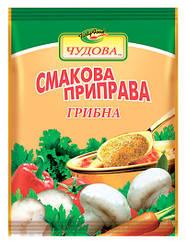 """Приправа грибная """"Чудова"""" 25 гр"""