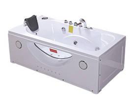 Гідромасажна ванна акрилова Iris TLP-633-G 1680х850х660