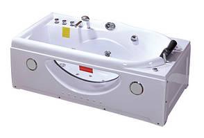 Гідромасажна ванна акрилова Iris TLP-634-G 1680х850х660