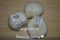 Gazzal Baby cotton XL - 3437 молочный
