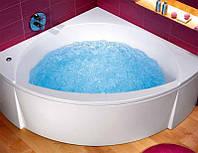 Kolo MAGNUM ванна угловая 155*155 см, с ножками