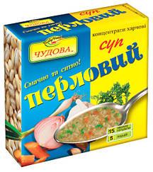 """Суп перловый """"Чудова"""" брикет 160 гр"""