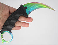 Нож Керамбит CS:GО Градиен радуга