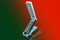 Аккумуляторная лампа Yajia YJ-6830TP (LED 30+27)