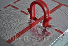 Скоба для крепления трубы теплого пола (Гарпун), фото 3