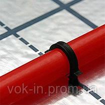 Скоба для крепления трубы теплого пола (Гарпун), фото 2