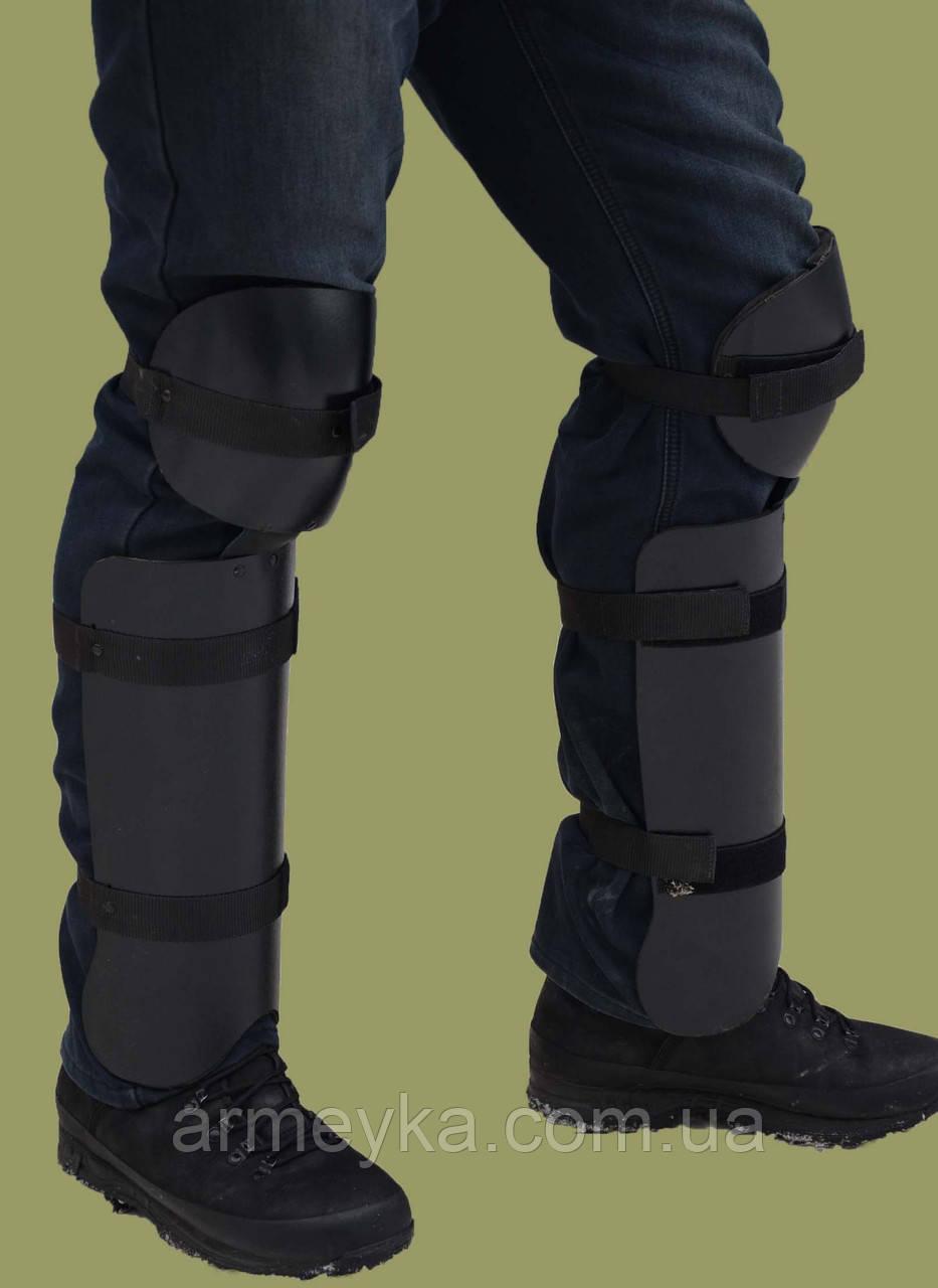 Баллистическая защита Shin & Knee (колено+голень). Великобритания, оригинал.