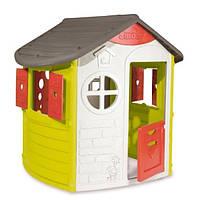 Игровой домик лесника Smoby 310263, 124x117x132 см, 2+