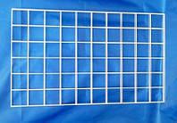 Сетка торговая 600х1000 мм, яч. 100х100 мм, ф 3 мм