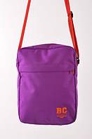 Сумка на плечо Backcourt, фиолетовая, фото 1