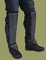Баллистическая защита Jolly scarpe Shin/Knee/Foot/Ankle (колено+голень+стопа+лодыжка). Италия, оригинал.