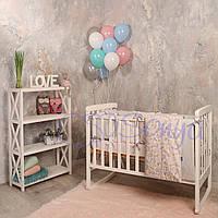 Набор в детскую кроватку Baby Design zoo (6 предметов), фото 1