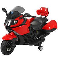 Детский мотоцикл M 3258-3 на аккумуляторе, красный***