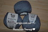 Gazzal cotton Baby XL - 3430 сірий