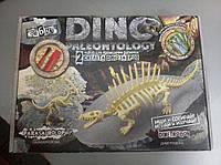 2 скелета динозавров Dino Paleontology