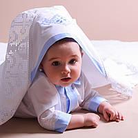 Крыжма Крестильная для мальчика  от Miminobaby