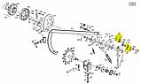 Ролик механізму включення в'язального апарату аналог прес-підбирача Famarol 8245-511-008-056 8245-511-008-069, фото 6