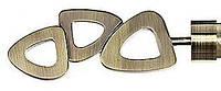 Наконечник для кованного карниза Лилет 25 диаметр
