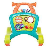Bright Starts игрушечная панель на колесах первые шаги