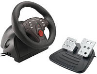 Игровой манипулятор Trust Force Feedback Steering Wheel GM-3500R